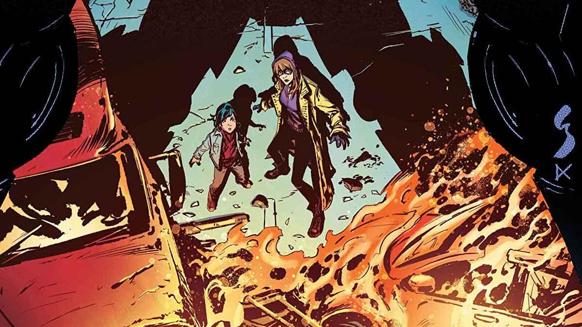 Crossover #3 (Image Comics)