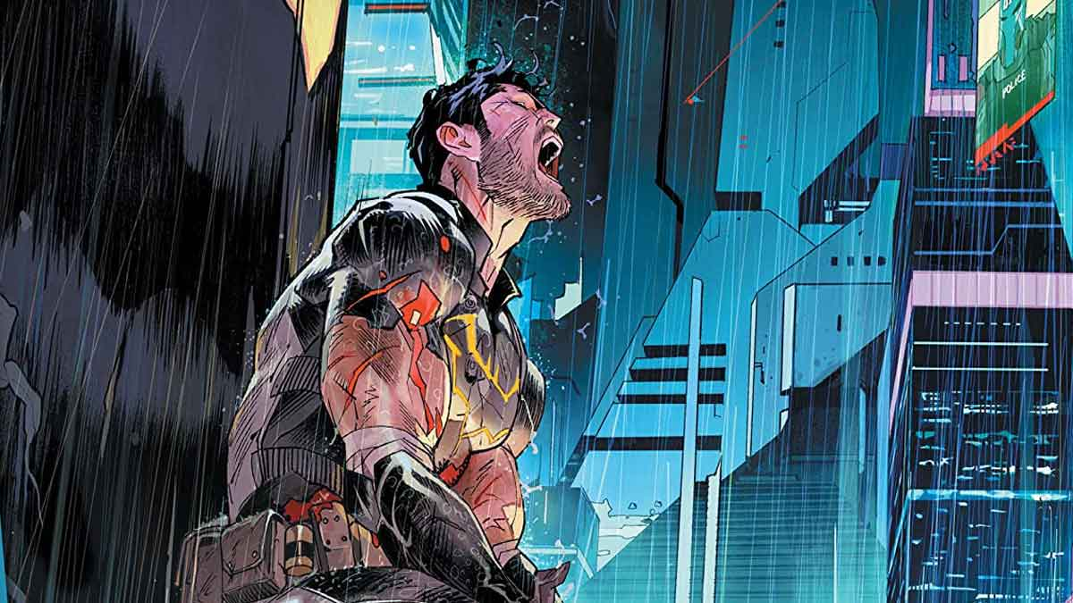 Future State: Dark Detective #1 (DC Comics)