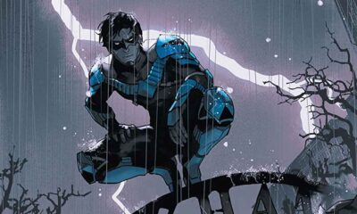 Future State: Nightwing #1 (DC Comics)