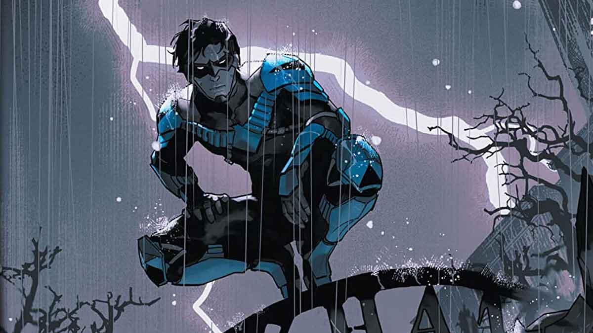 Future State: Nightwing #1 (DC Comics)