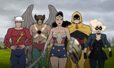 Justice Society: World War 2 (Warner Bros. Animation)
