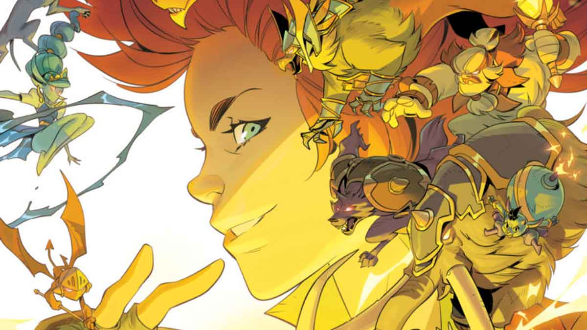Summoners War: Legacy #1 (Image Comics)
