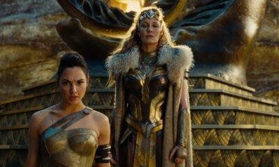 Wonder Woman- Hippolyta