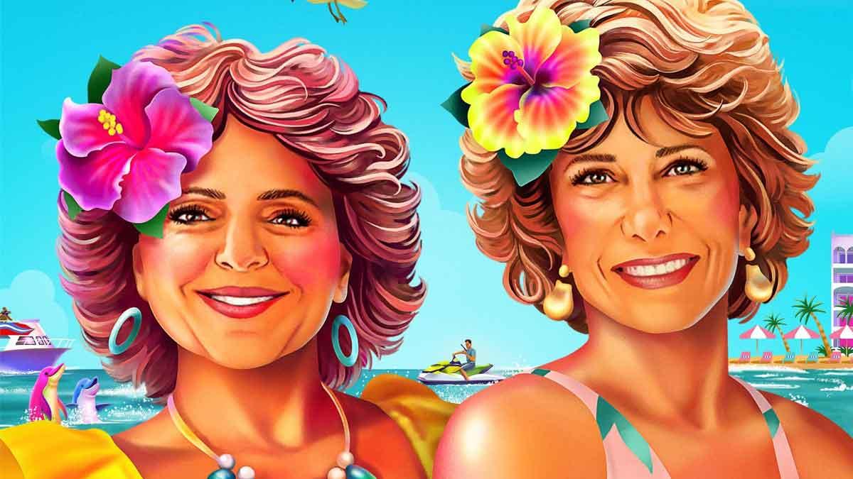 Barb & Star Go To Vista Del Mar (Lionsgate)