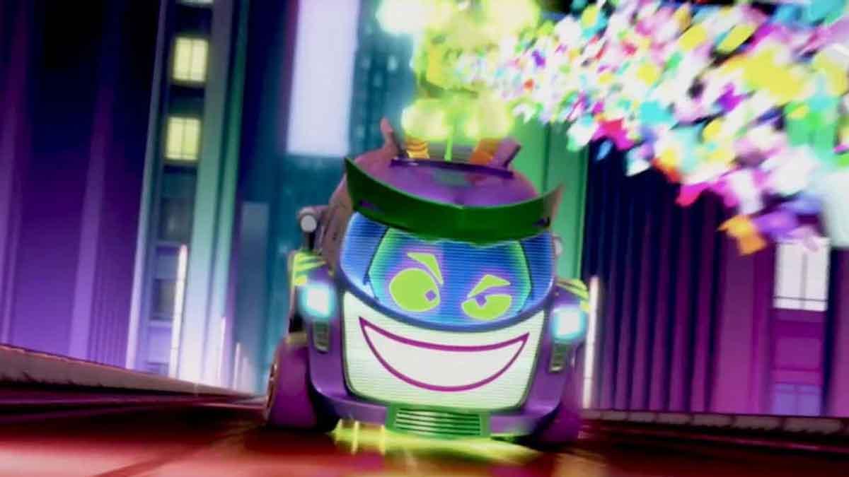 Batwheels (Warner Bros. Animation)