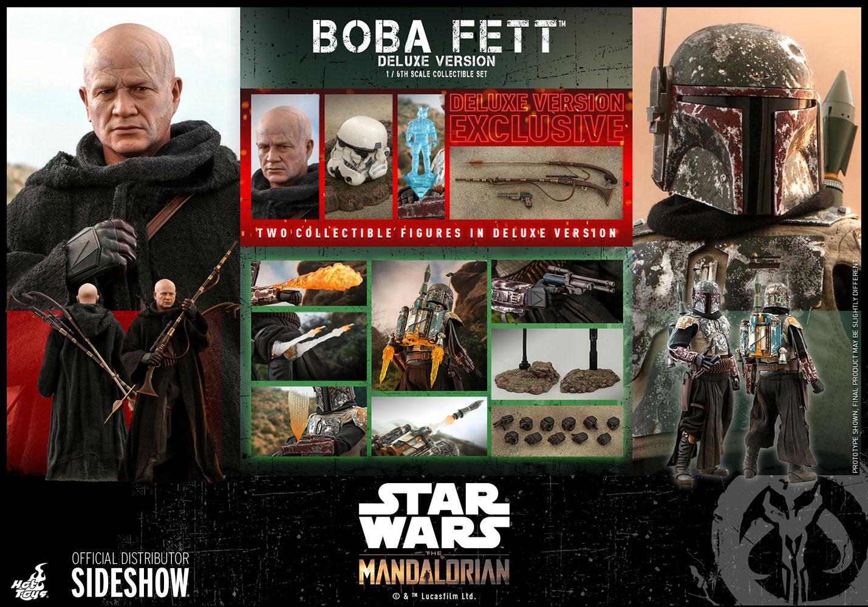 Boba Fett: The Mandalorian