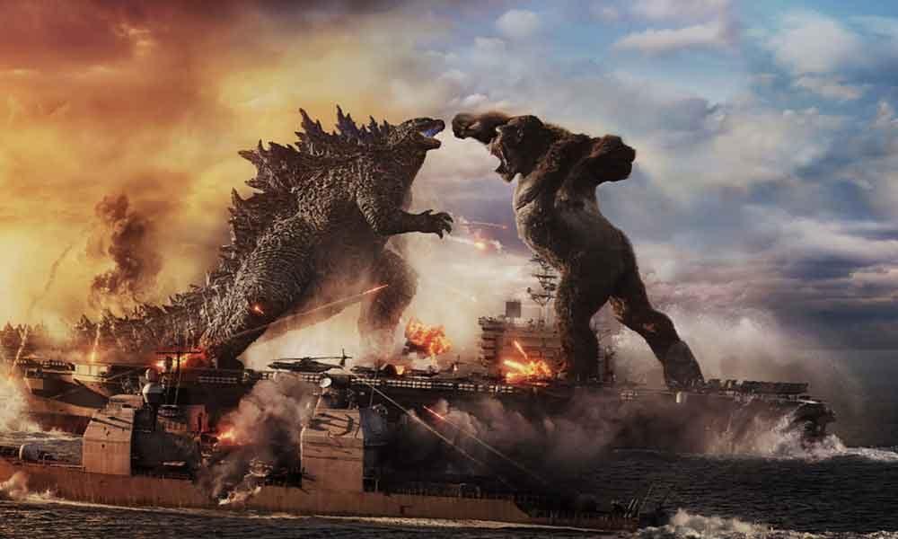 Godzilla vs Kong (Warner Bros. Pictures)