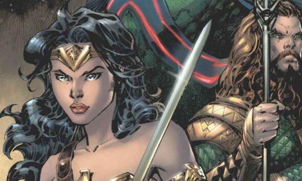 Justice League #59 (DC Comics)