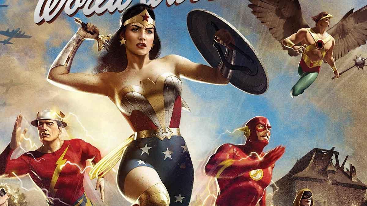 Justice Society: World Ward II (Warner Bros. Animation)