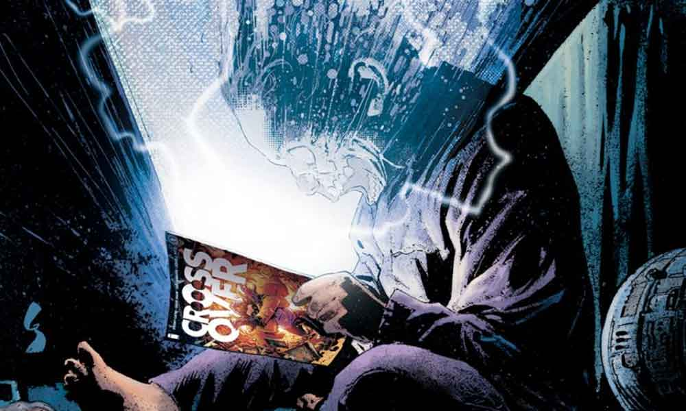 Crossover #1 (Image Comics)