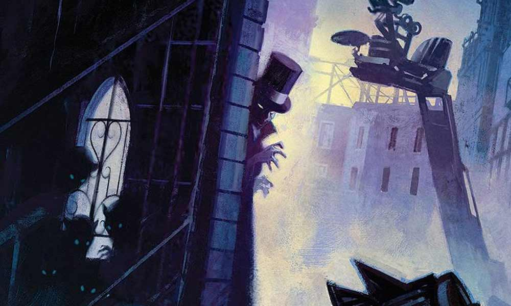 Just Beyond: Monstrosity FCBD Special (BOOM! Studios)