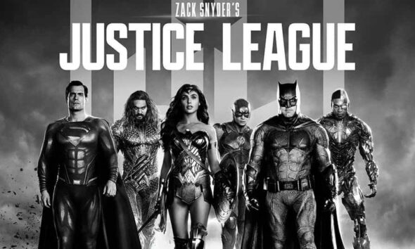 Zack Snyder's Justice League (HBO Max/Sky Cinema)