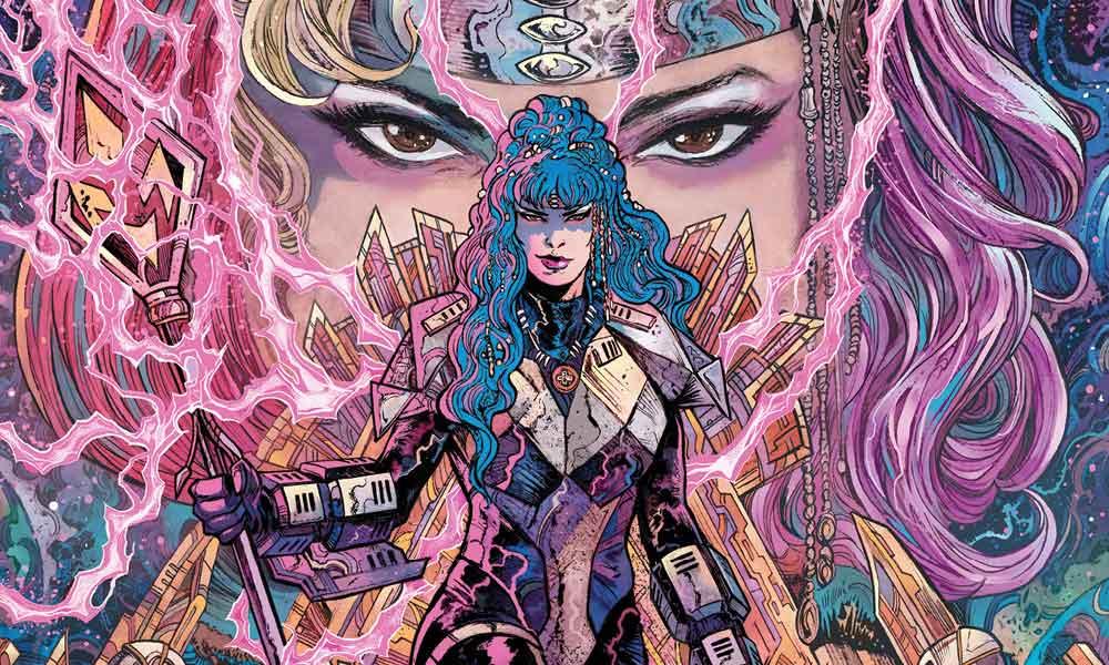 Power Rangers Unlimited: Heir To Darkness #1 (BOOM! Studios)