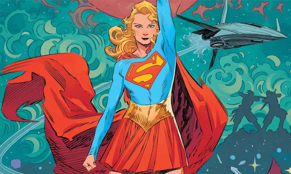 Supergirl: Woman of Tomorrow (DC Comics)