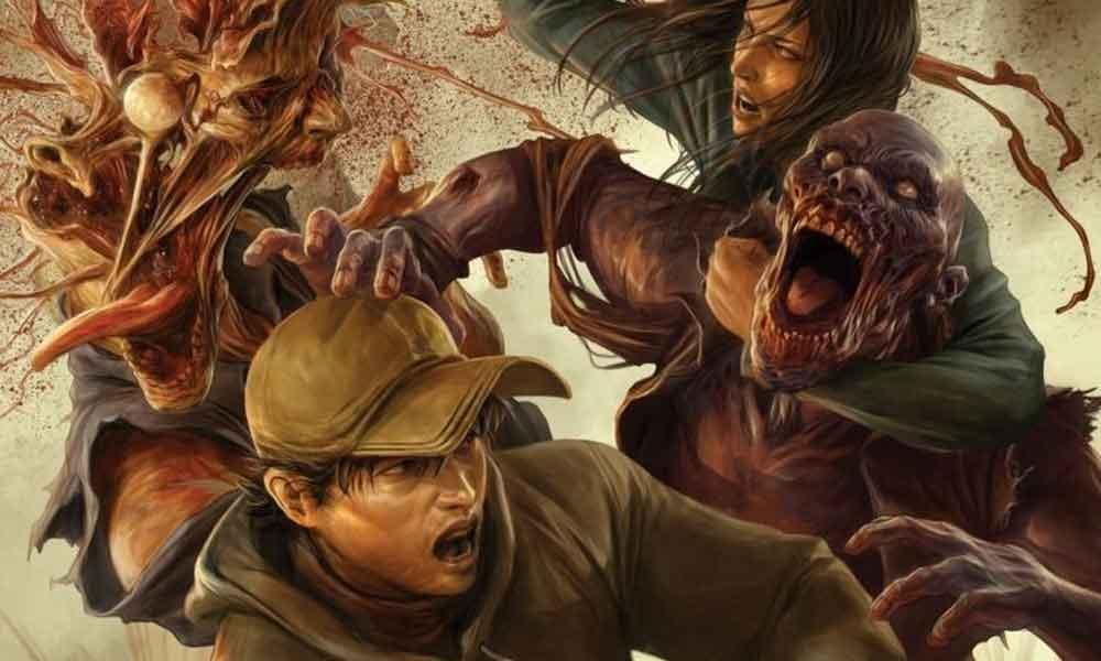 The Walking Dead #15 (Image Comics)