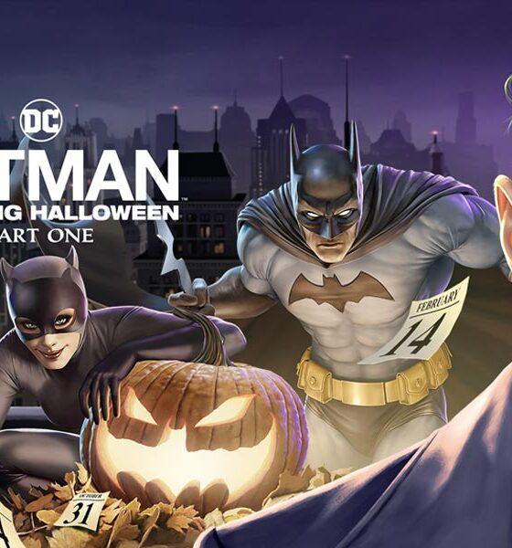 Batman: The Long Halloween Part 1 (Warner Bros. Animation)