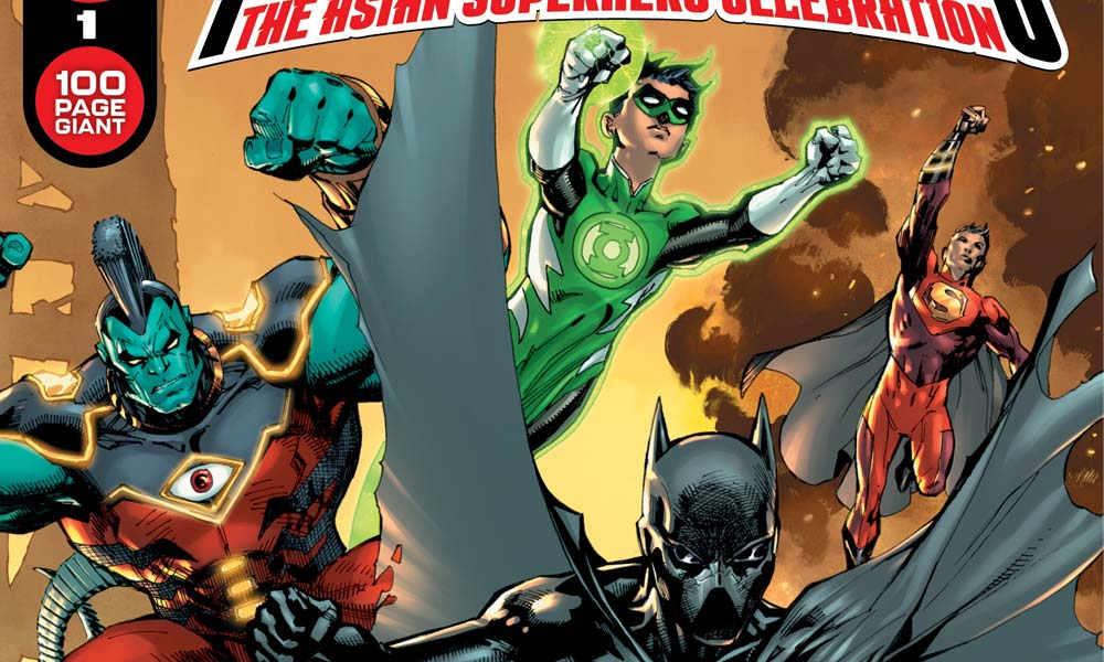 DC Festival Of Heroes (DC Comics)