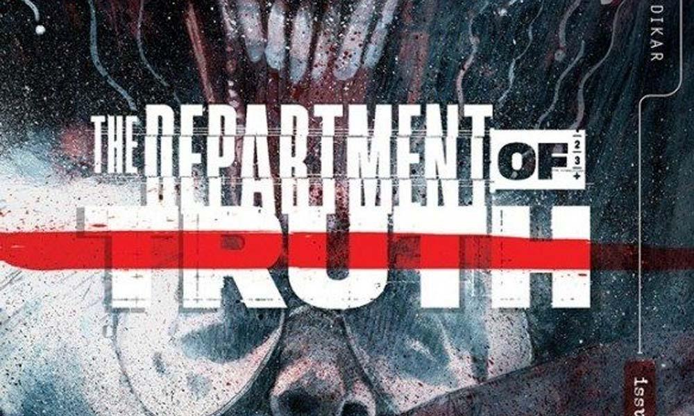 Department Of Truth (Image Comics)