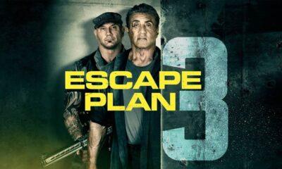 Escape Plan 3 (Signature Entertainment)