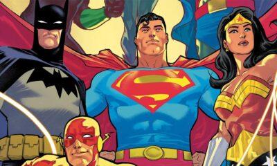 Justice League Infinity #1 (DC Comics)
