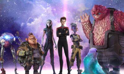 Star Trek: Prodigy (Nickelodeon/CBS Television)