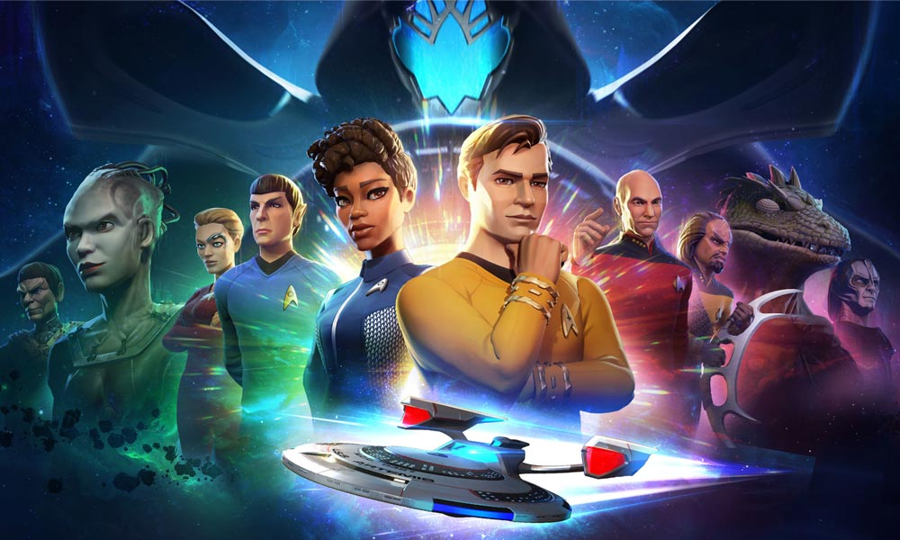 Star Trek: Legends (Tilting Point)
