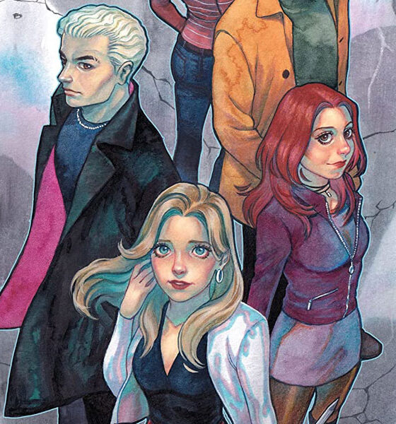 Buffy the Vampire Slayer #25 (BOOM! Studios)
