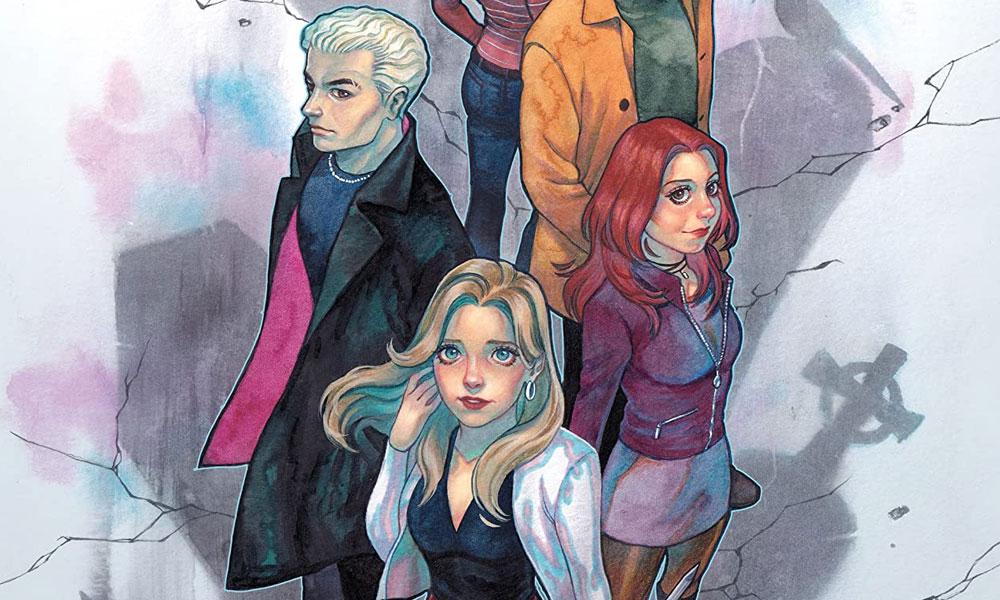 Buffy the Vampire Slayer #25 (BOOM! Studios)