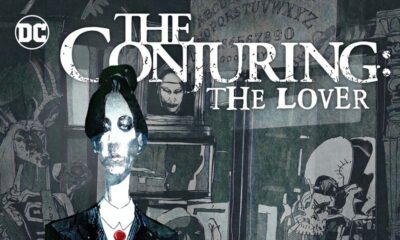 The Conjuring: The Lover (DC Comics)