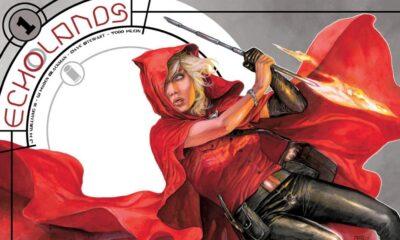 Echolands #1 (Image Comics)