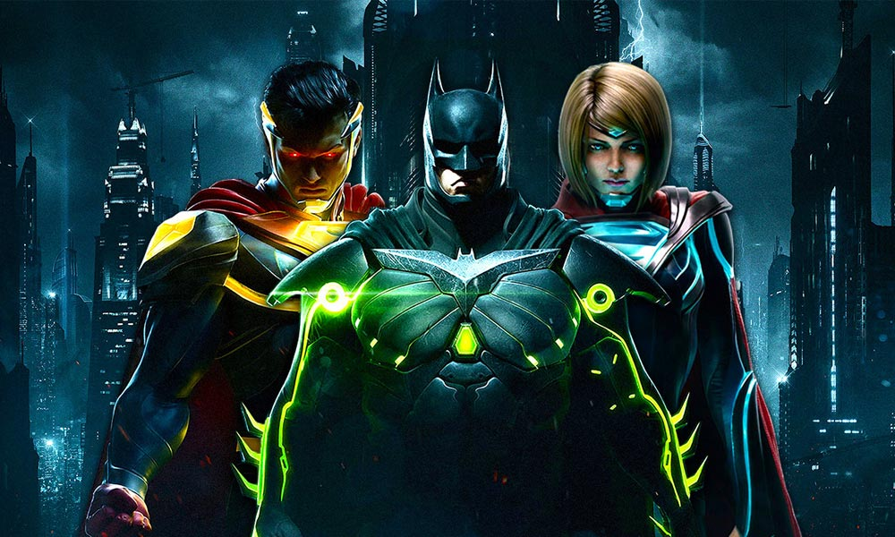 Injustice 2 (WB Games)