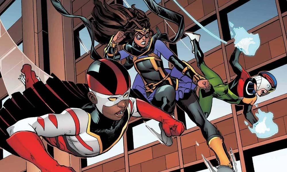 Young Squadron (Marvel Comics)