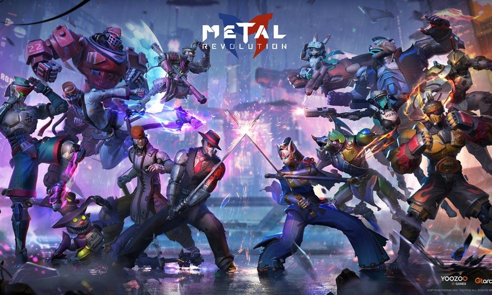 Metal Revolution (Gtarcade)