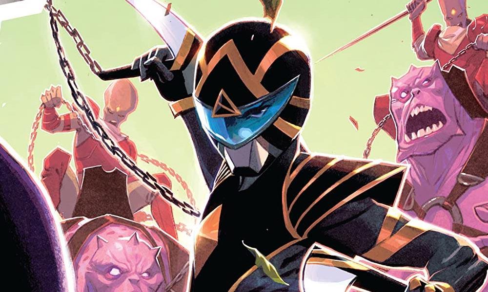 Power Rangers #7 (BOOM! Studios)