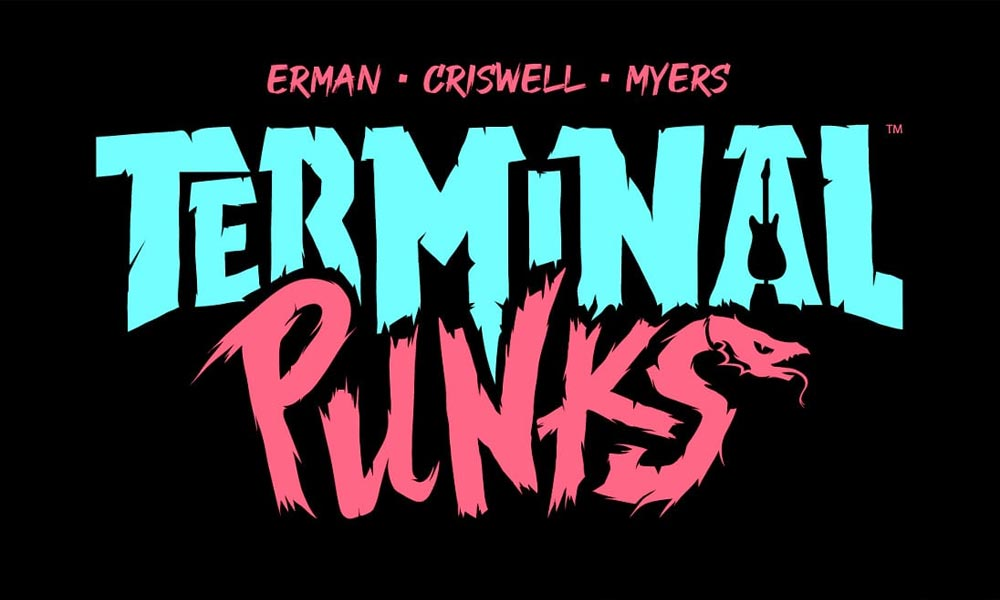 Terminal Punks (Mad Cave Studios)