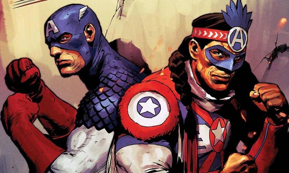 The United States of Captain America #3 (Marvel Comics)