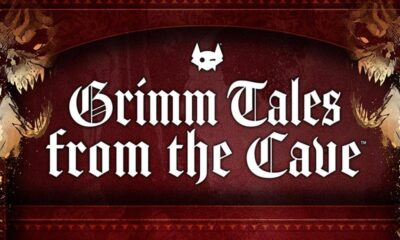 Grimm Tales From The Cave (Mad Cave Studios)