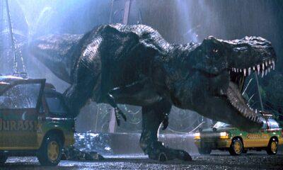 Jurassic Park/Transformers collab