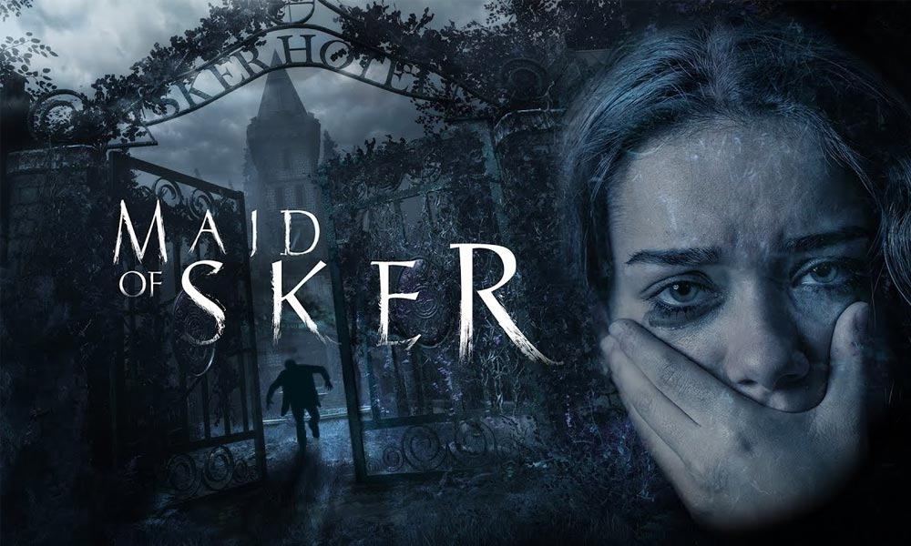 Maid of Sker (Wales Interactive)