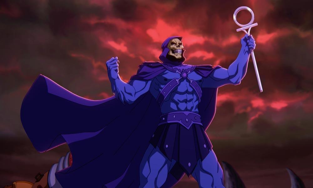 Masters of the Universe: Revelation (Netflix)