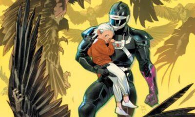 Power Rangers: Edge of Darkness #1 (BOOM! Studios)