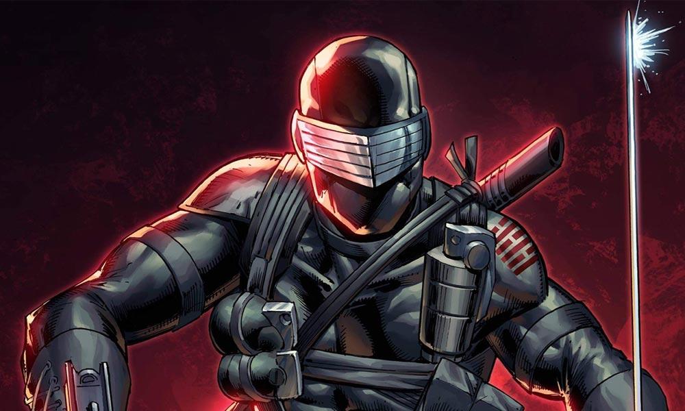 Snake Eyes: Deadgame (IDW Publishing)