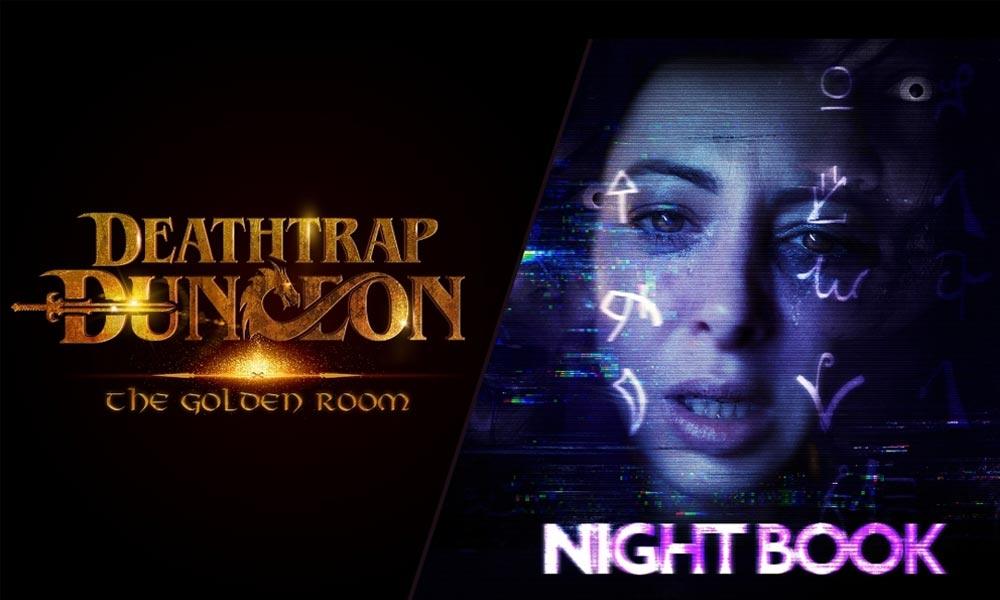 Nightbook/Deathtrap (Wales Interactive)