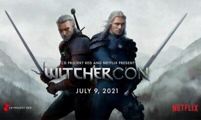 WitcherCon (CD Projekt Red/Netflix)