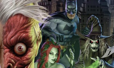 Batman: The Long Halloween Part 2 (Warner Bros. Animation)