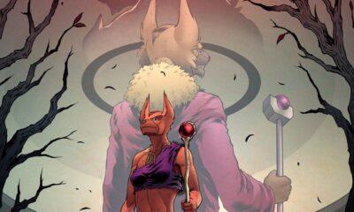 Battlecats Vol. 3 #2 (Mad Cave Studios)