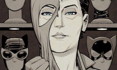 Catwoman: Lonely City (DC Comics)