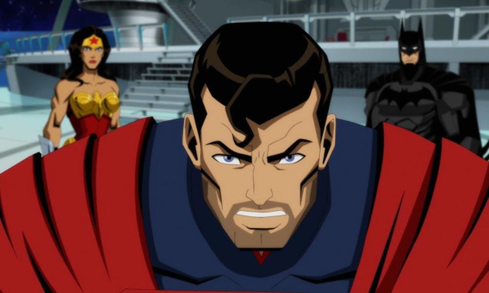 Injustice (Warner Bros. Animation)