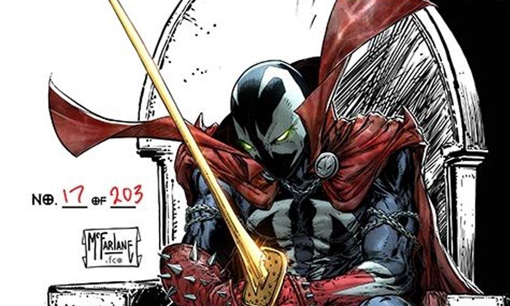 King Spawn#1 (Images Comics)
