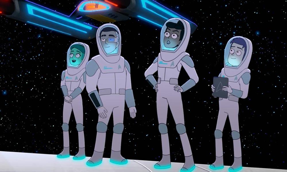 Star Trek: Lower Decks (CBS)